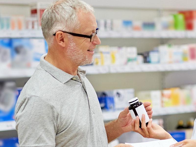 Лекарства для улучшения зрения у пожилых людей