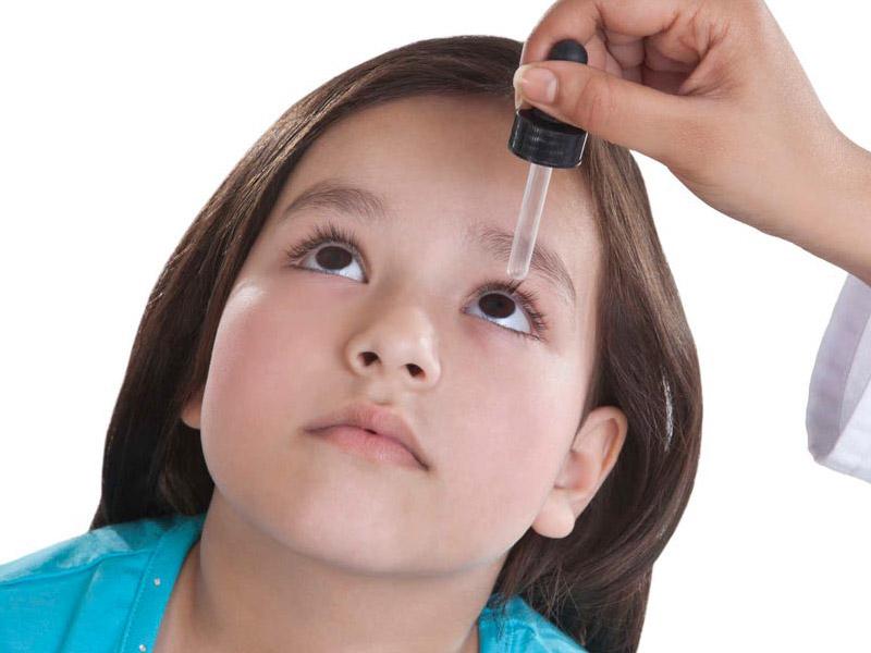Как вылечить детский конъюнктивит дома?